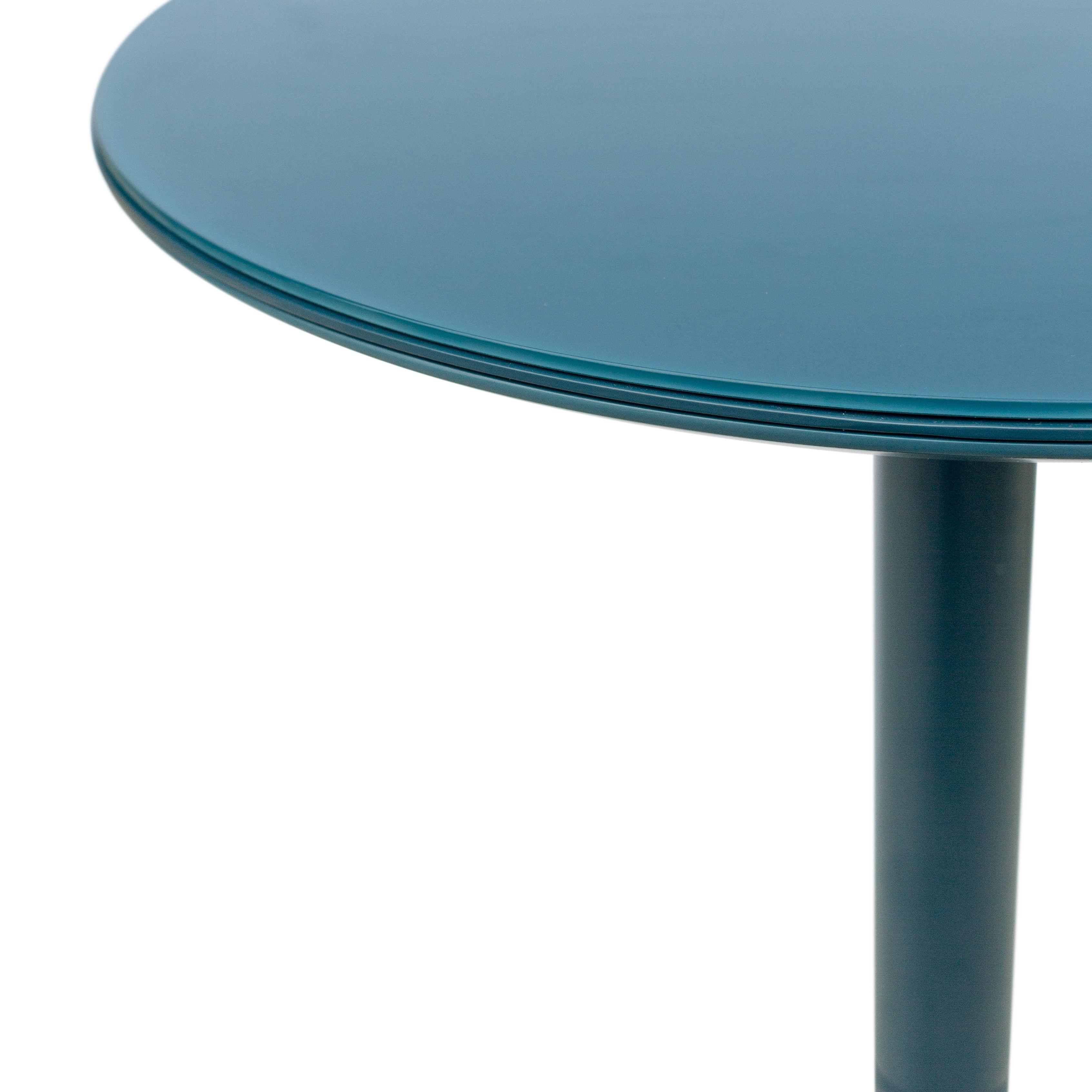 Jagger Bistro Tables - Teal