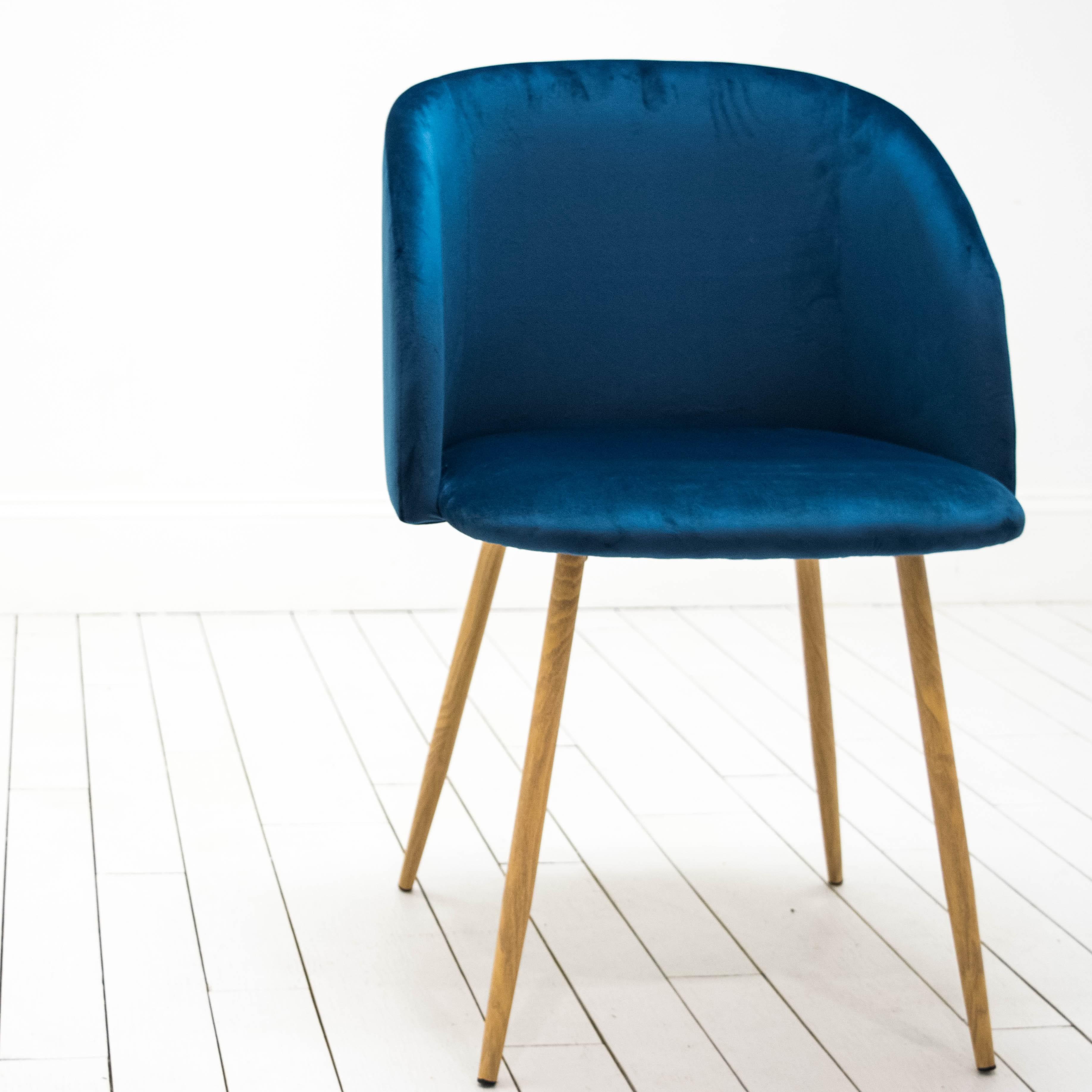 Wyatt Chairs - Blue
