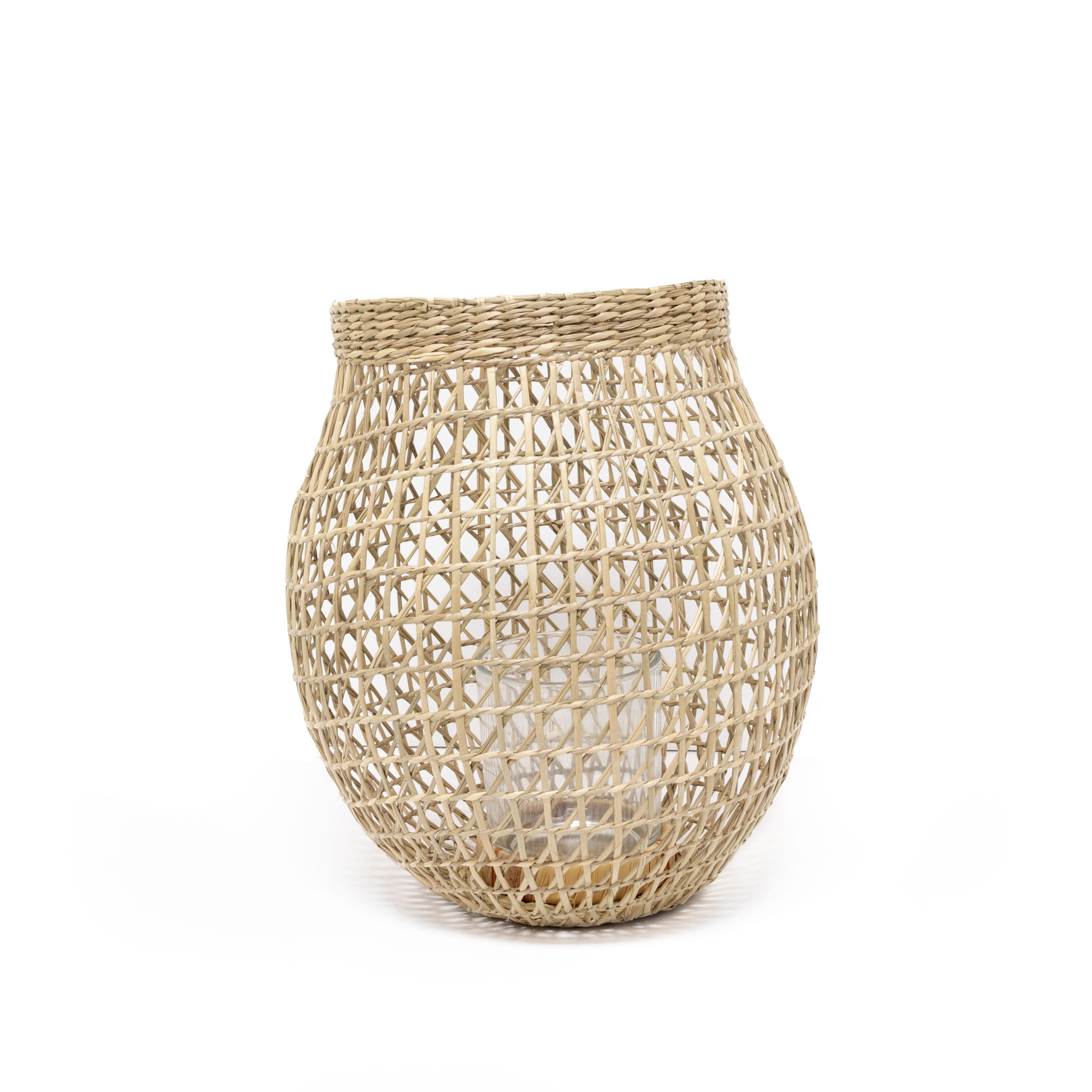 Seagrass Lanterns - Large