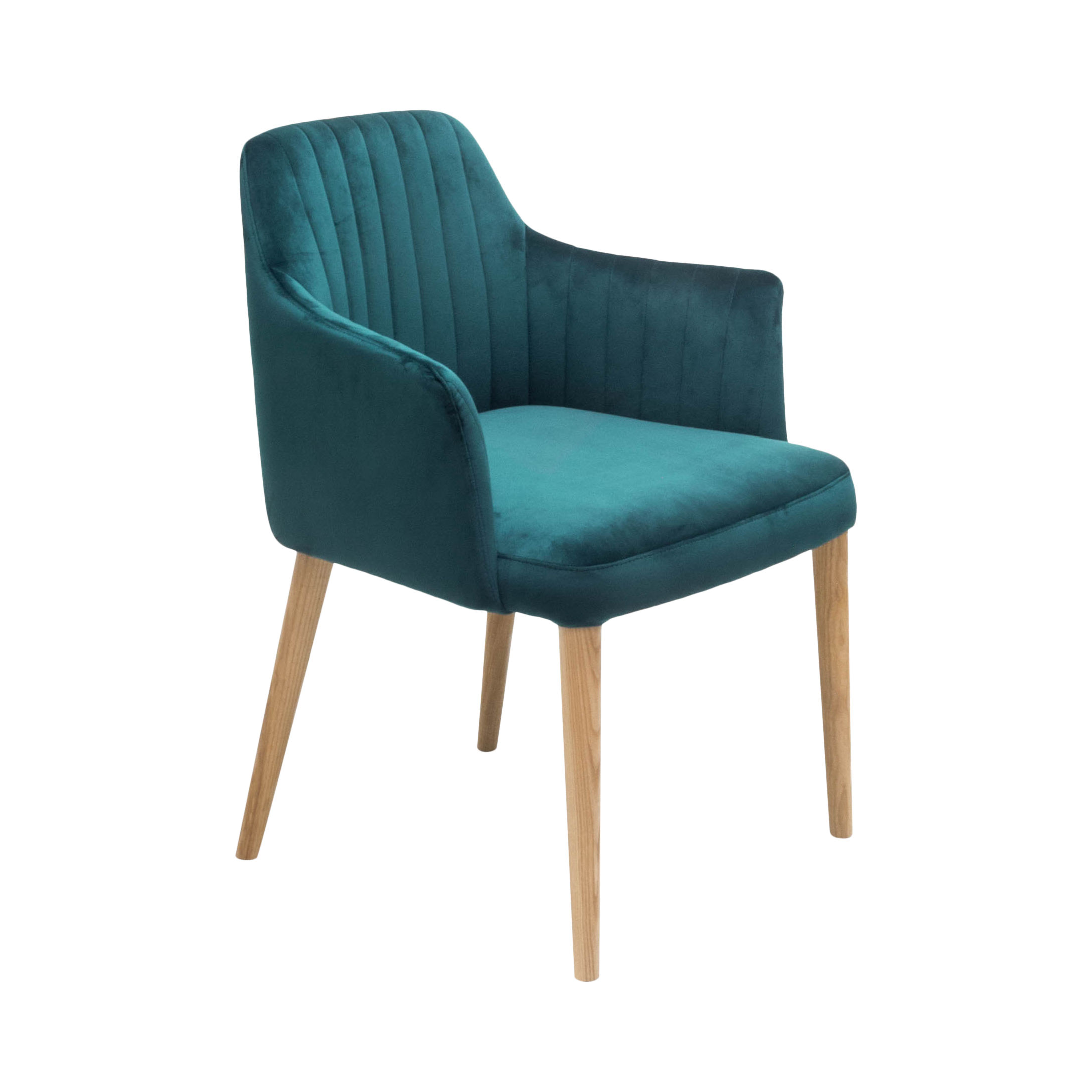 Cole Chairs - Peacock