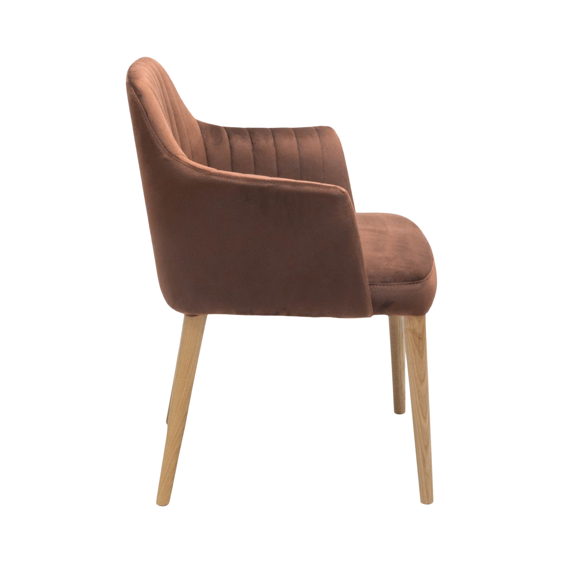Cole Chairs - Cinnamon