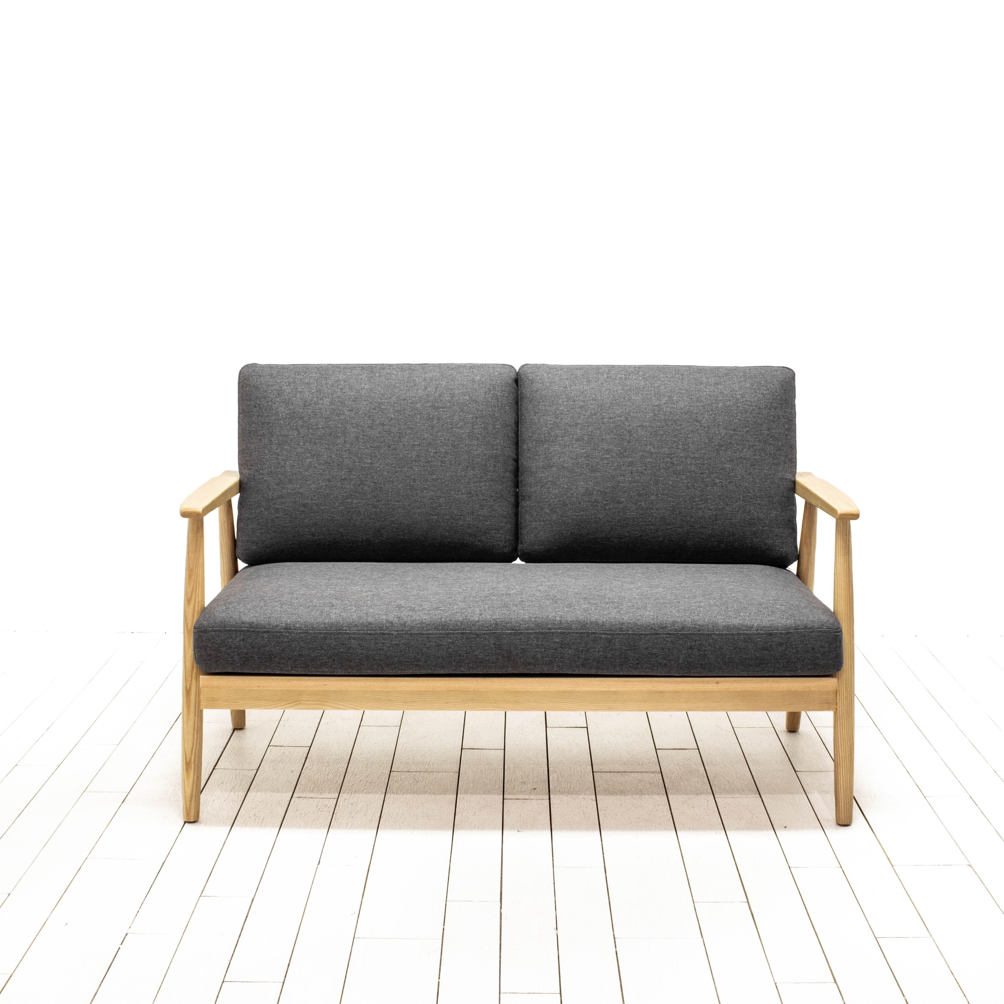 Clifford Loveseats - Charcoal