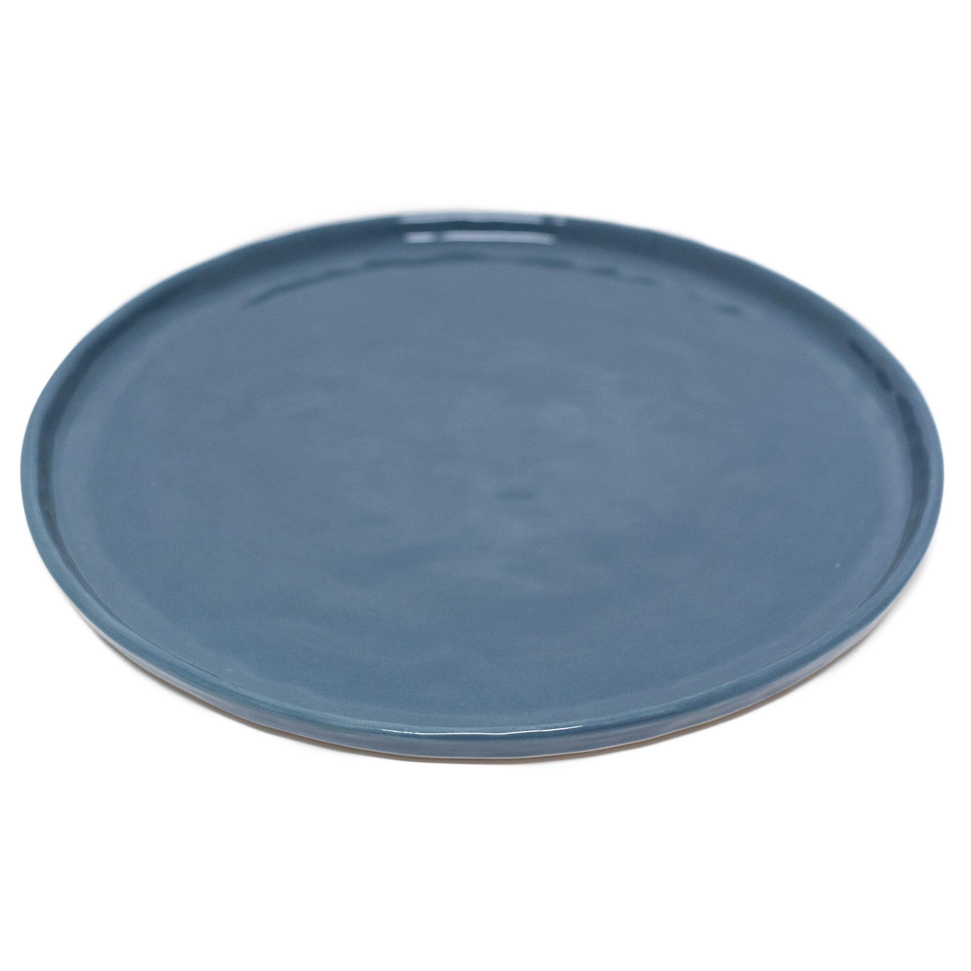 Blue Ceramic Dinner Plates