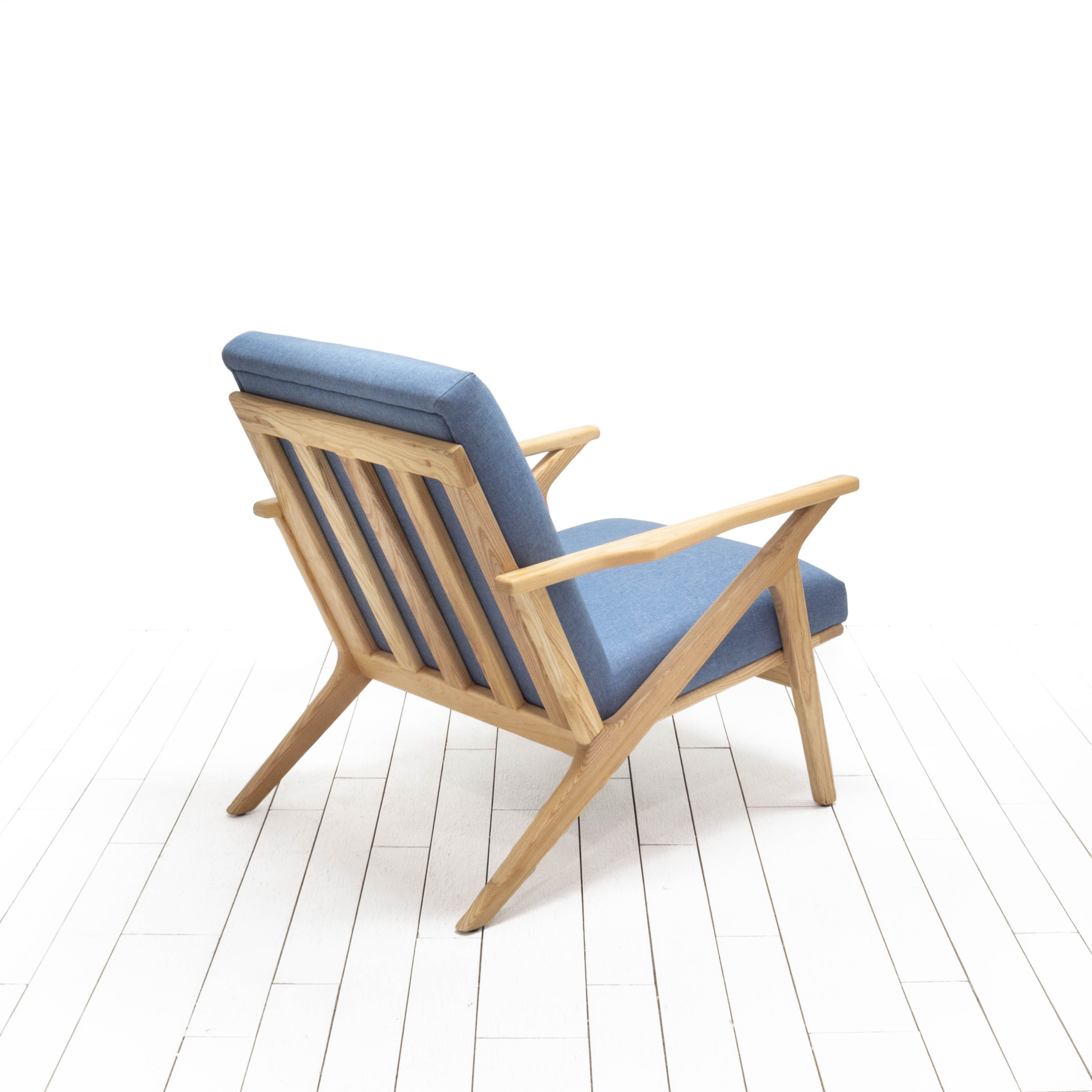 Harvey Chairs - Chambray