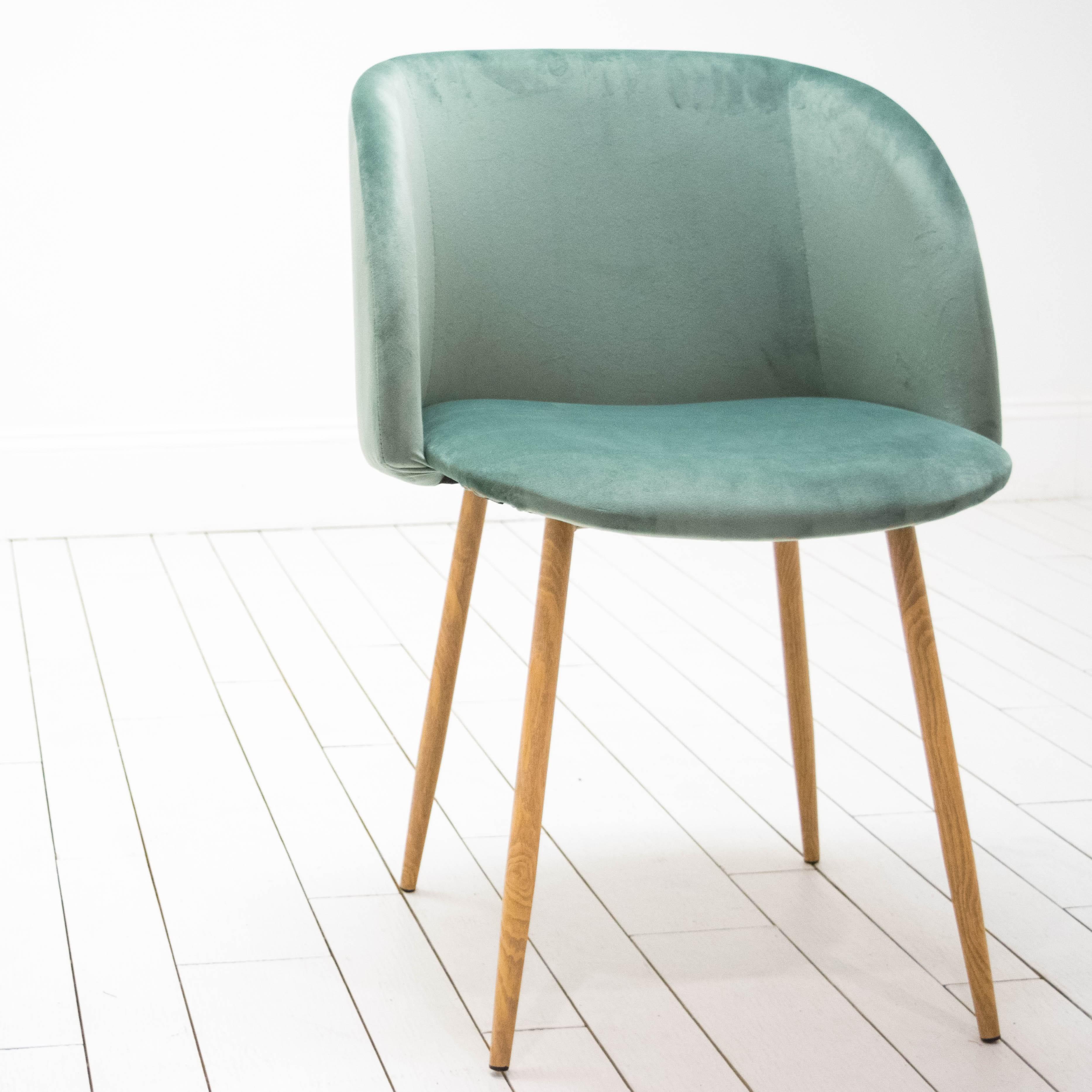 Wyatt Chairs - Seafoam