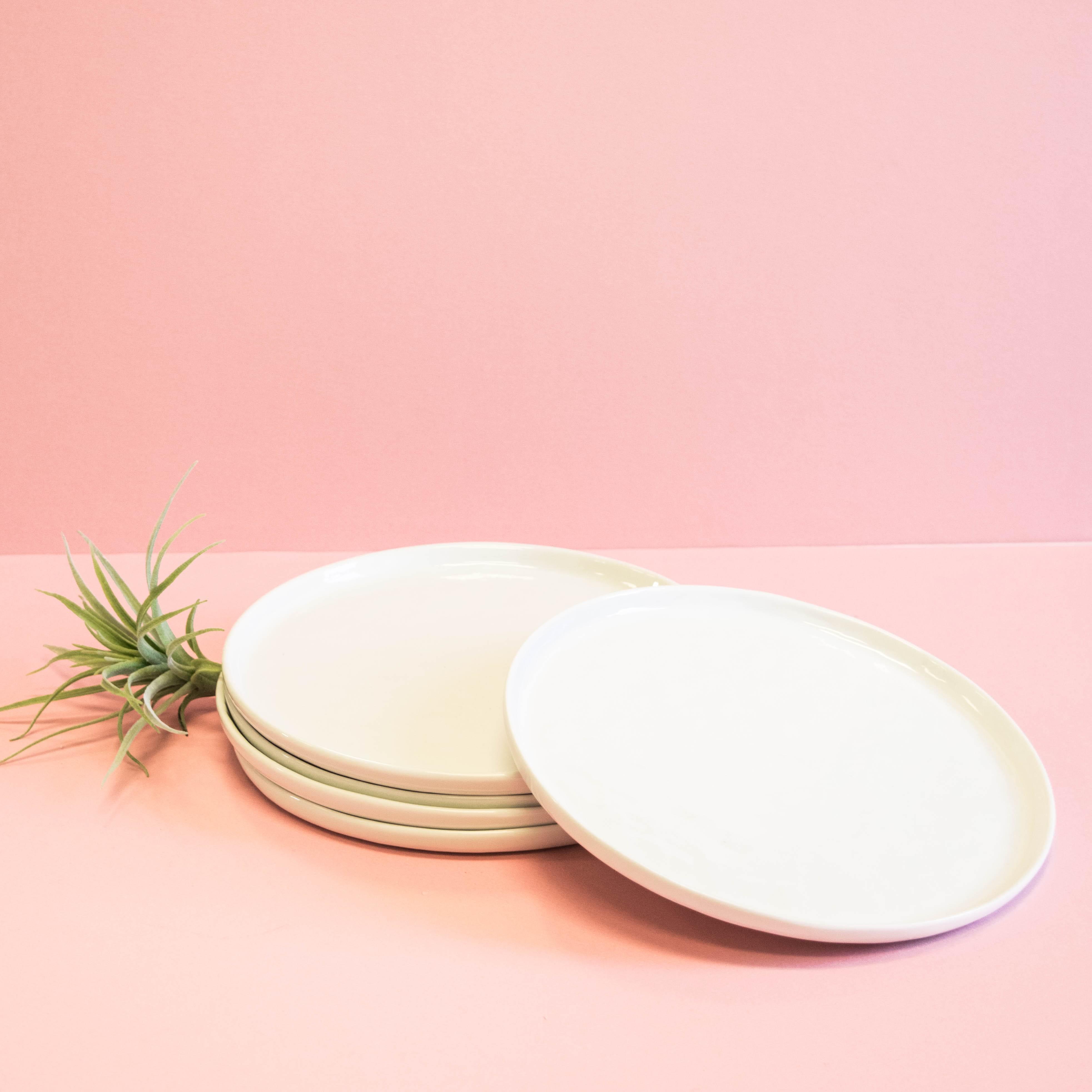 Organic Salad Plates
