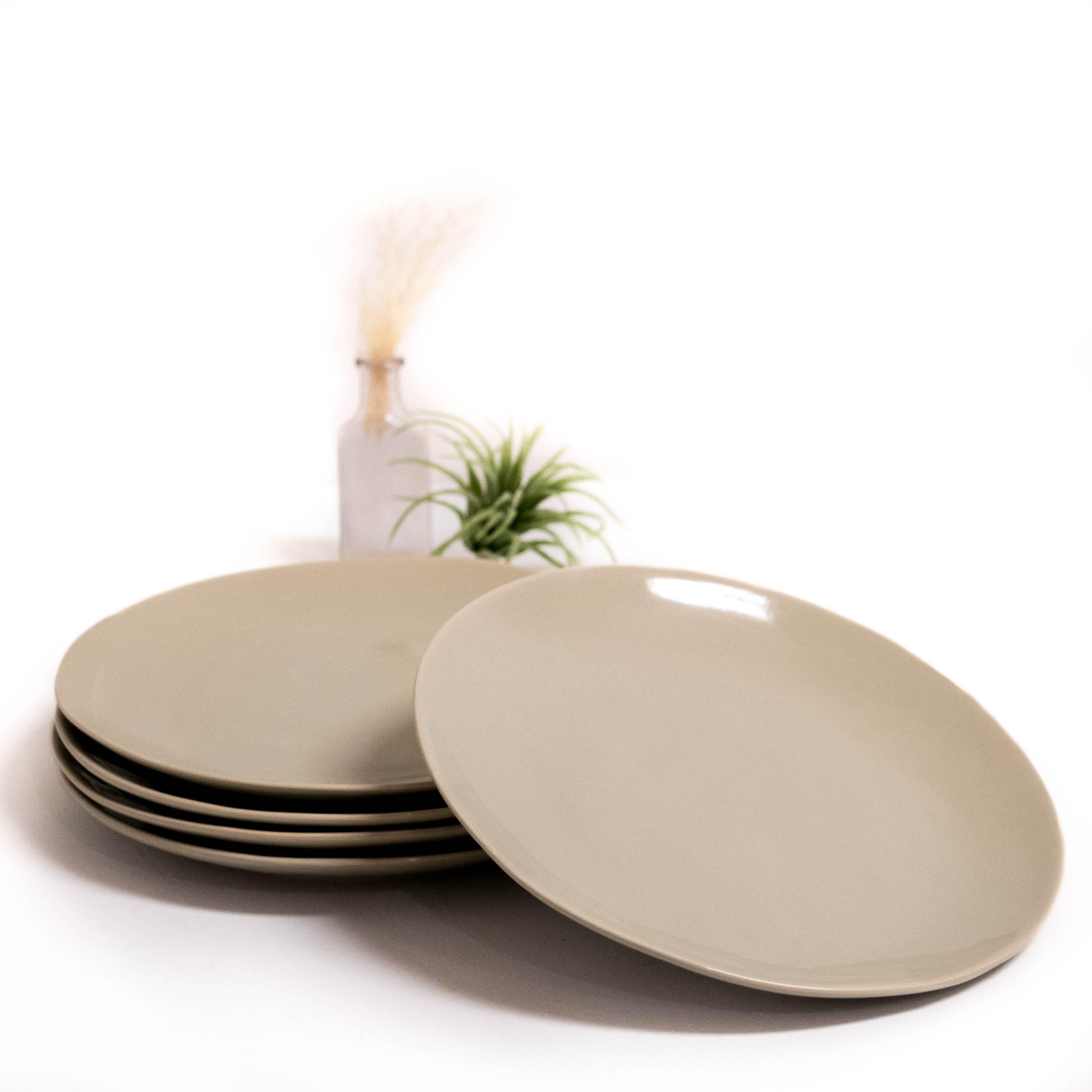 Stone Salad Plates