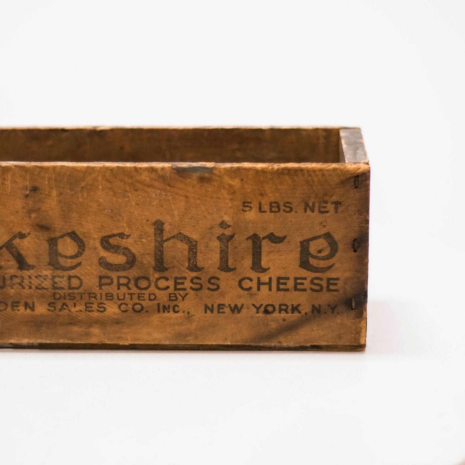 Lakeshire Cheese Box