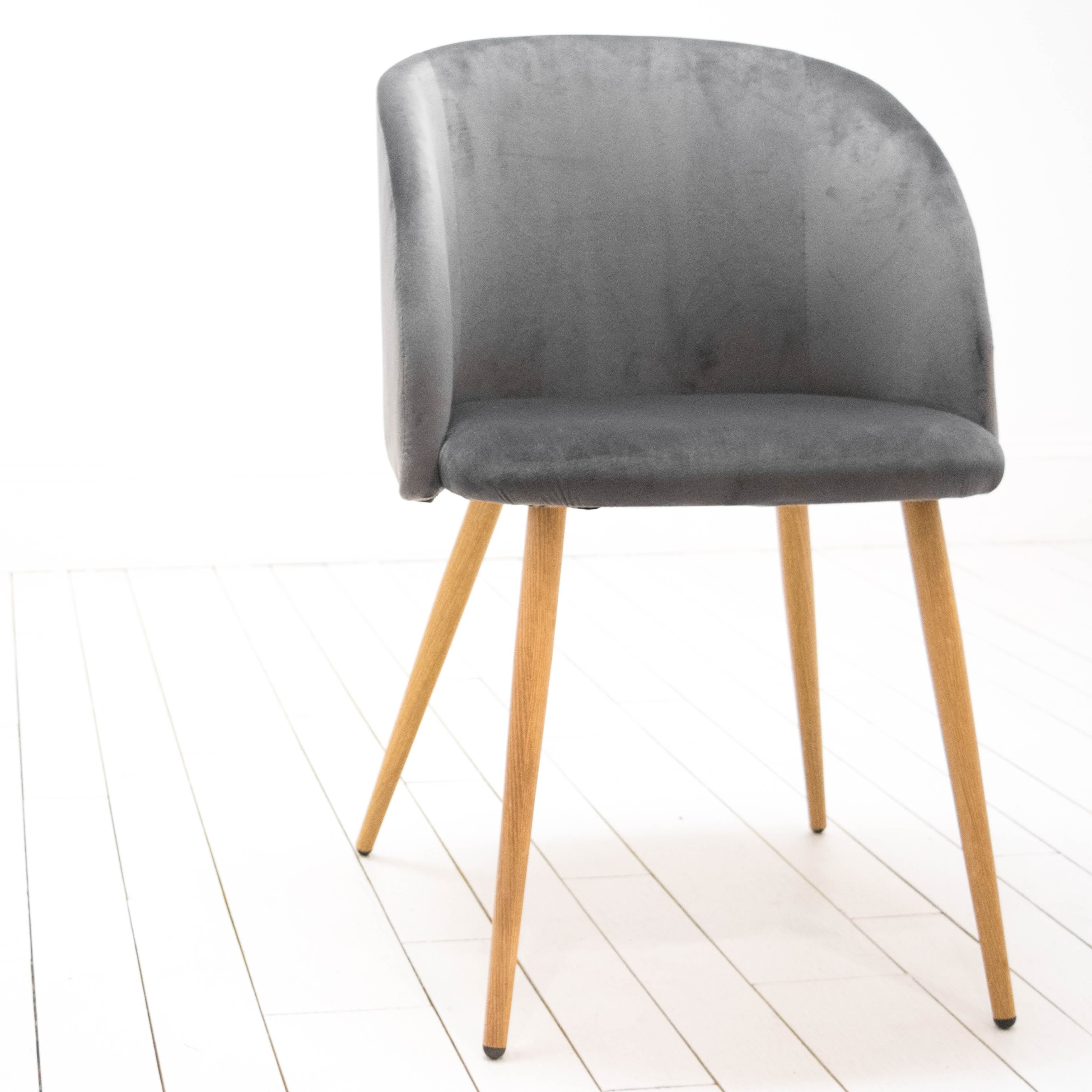 Wyatt Chairs - Gray