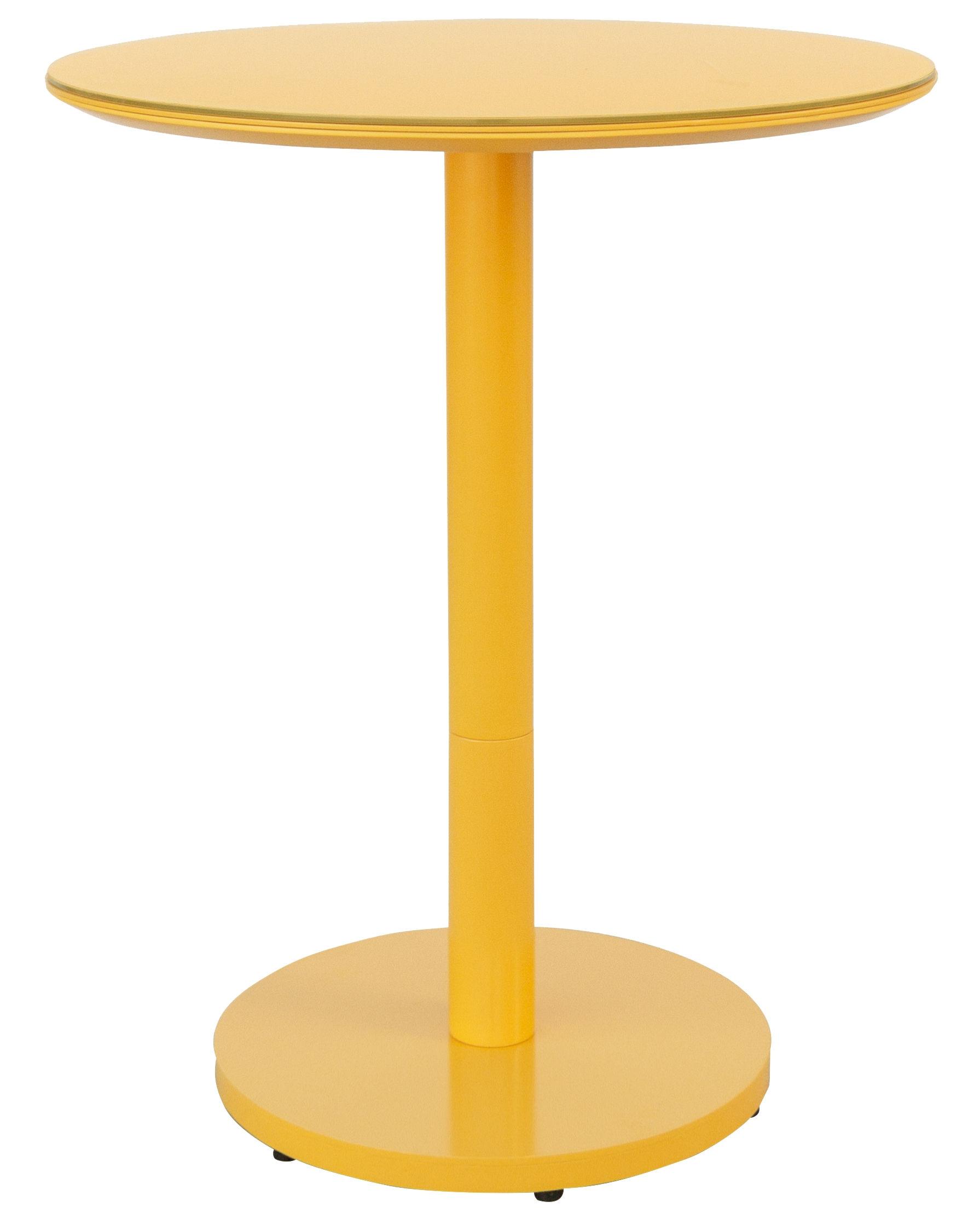 Jagger Bistro Tables - Mustard