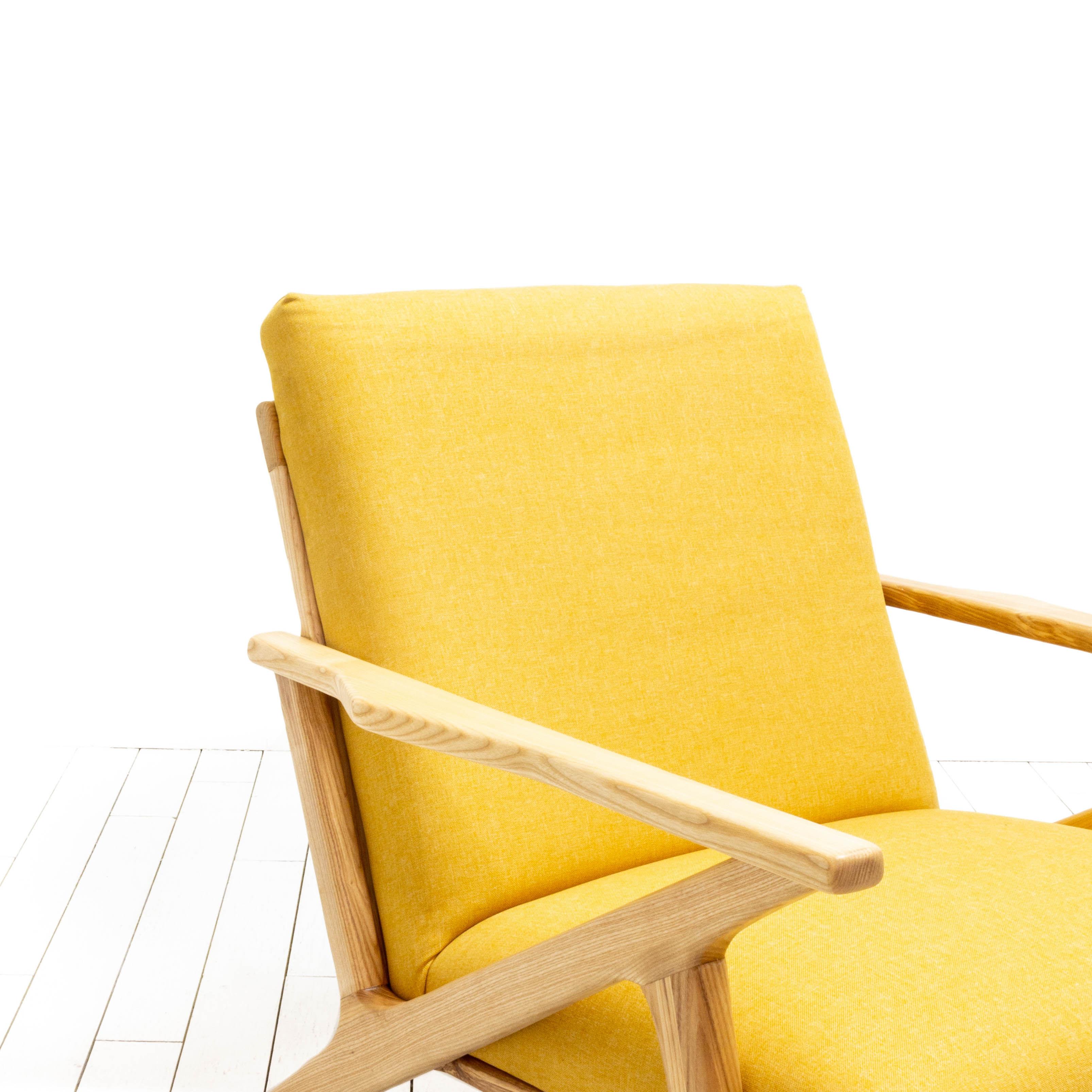 Harvey Chairs - Mustard