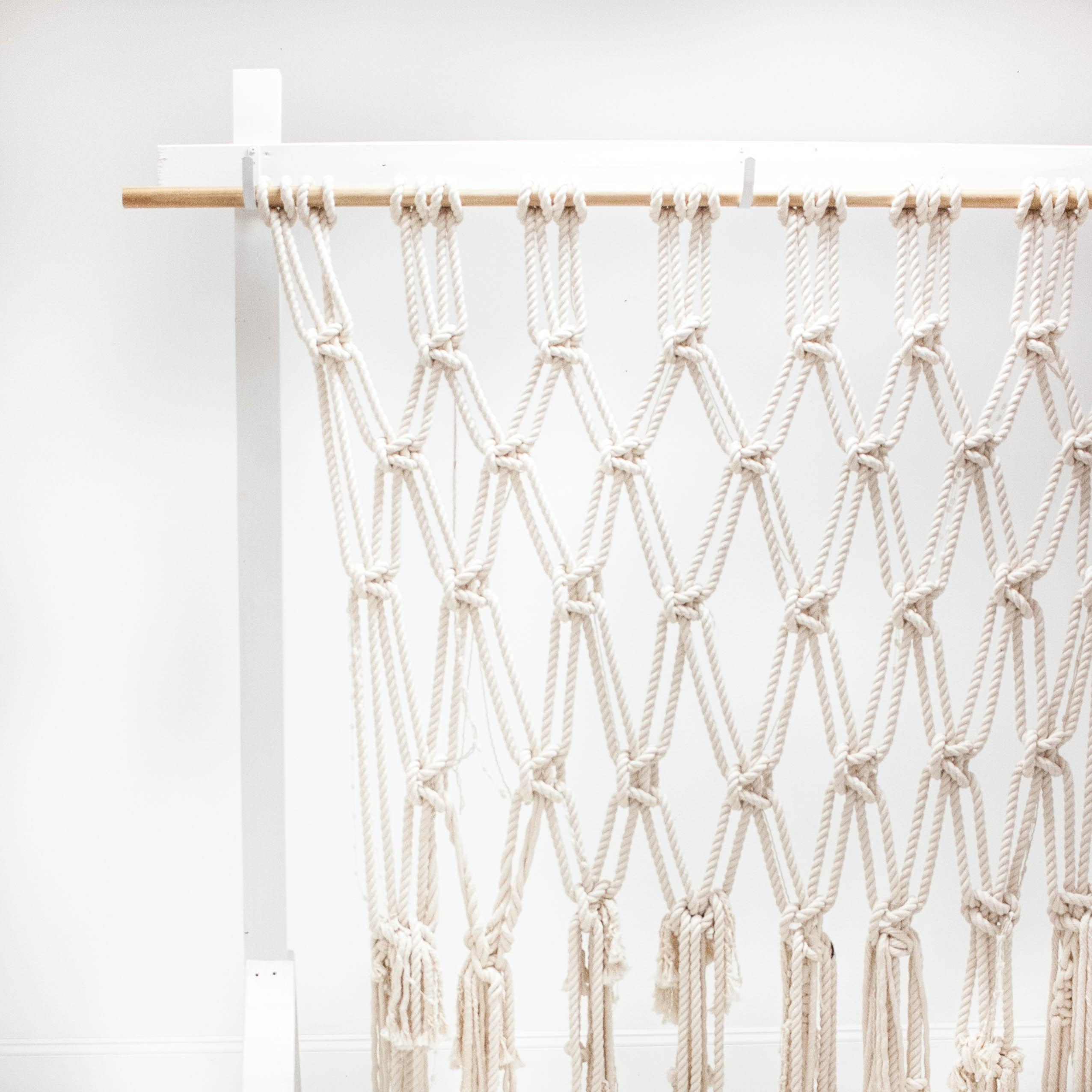 Candice Macrame Backdrop