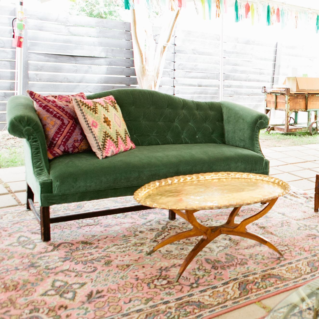 Huck Sofa
