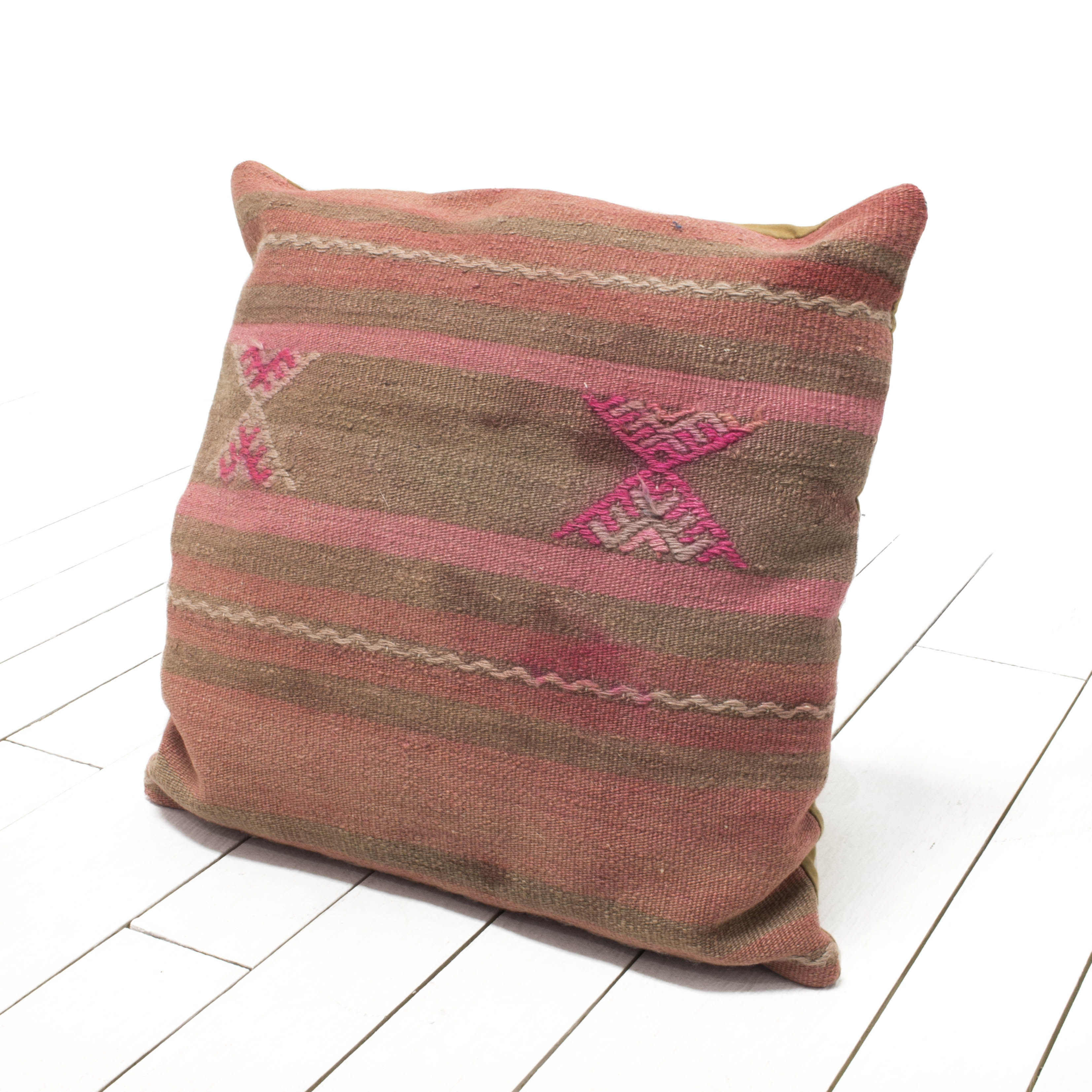 Large Kilim Pillow #30