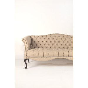 Livingston Linen Sofa
