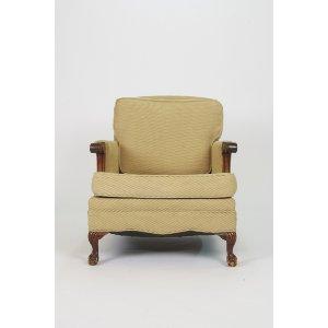 Tweed Arm Chair