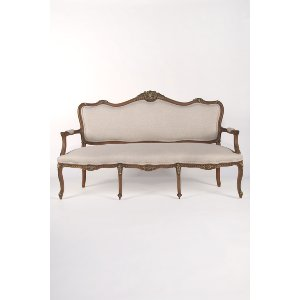 Louisa French Settee