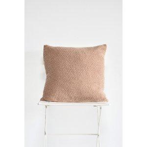 Camel Boucle Pillow