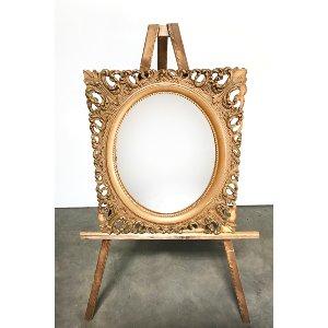 Daphne Gold Mirror
