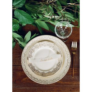 Bonnie Mis-Matched China (Dinner Plate)