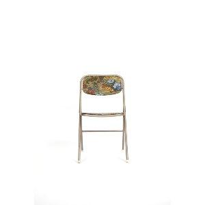 Samsonite Floral Folding Chairs