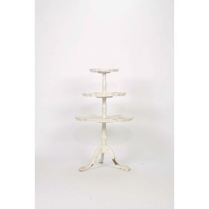 Three-Tier Side Table