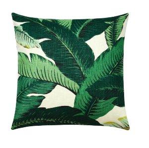 Banana Leaf Pillow