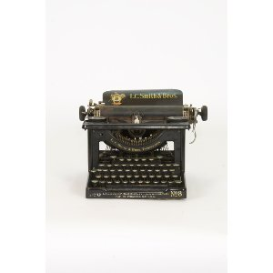 L.C. Smith Typewriter