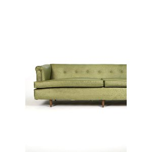 Green Retro Sofa