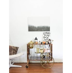 Bertram Bar Cart