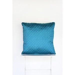 Teal Jewel Tone Pillow