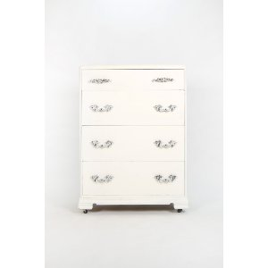 White Waterfall Dresser