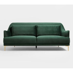SoHo Emerald Sofa