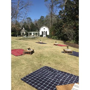 Checkered Picnic Blankets