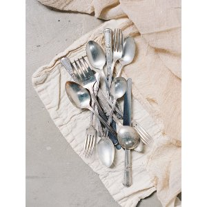 Mis-Matched Vintage Flatware (Dinner Fork)