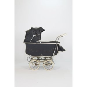 Black Baby Buggy