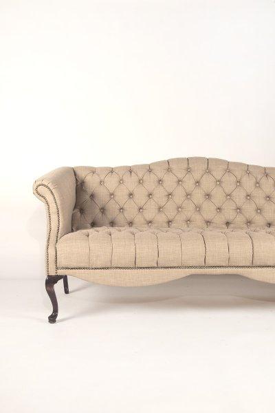 Livingston Linen Sofa