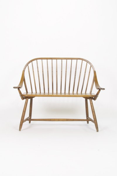 Spindle Back Bench