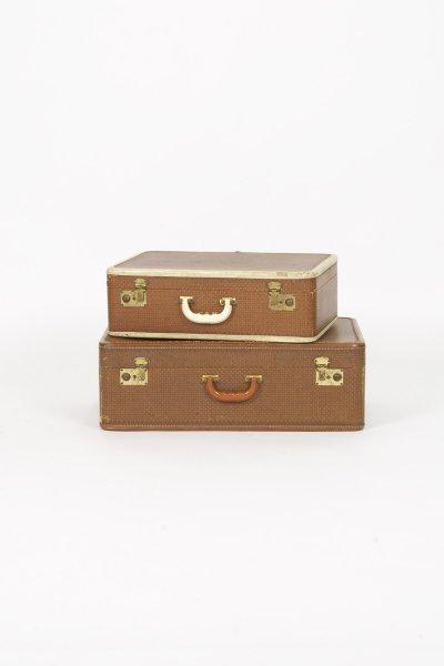 Brown Luggage