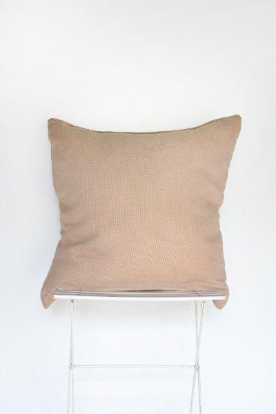 Blonde Weave Pillow (Oversized + Floor)