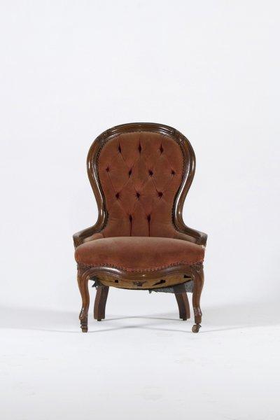 Eisman Gentleman's Chair