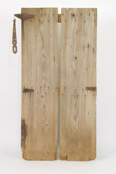 Two Board Barn Door