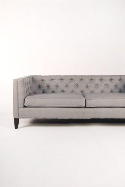 Flynn Tufted Sofa