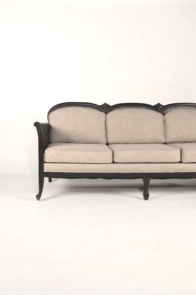 Wimberly Linen Sofa