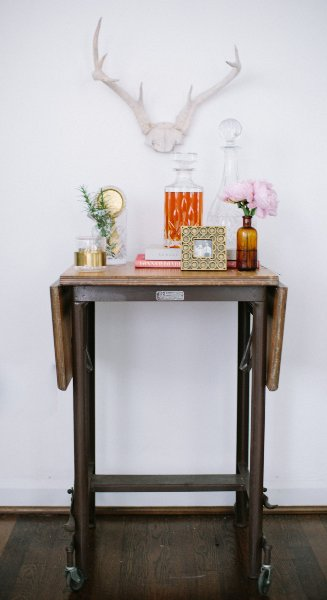 Beatton Typewriter Table