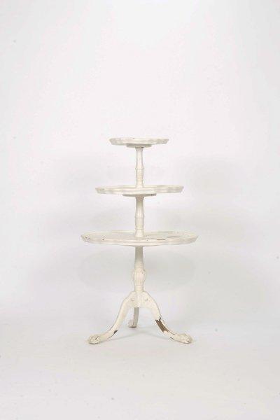 Three-Tier Side Table