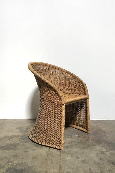 Dorienne Wicker Sitting Chairs