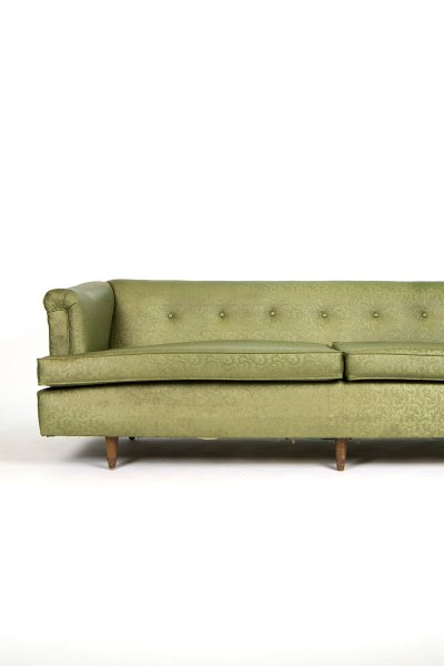 Green Retro Sofa