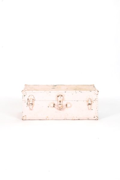 Pink Shabby Trunk