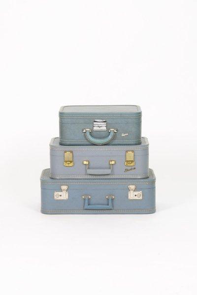Something Blue Luggage